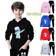 kidshoodieset, hooded, Dj, pants