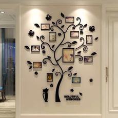 phototree, 3dwallsticker, Stickers, Tree