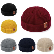 hooded, Winter, skicap, knit