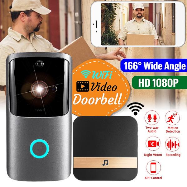 doorbell, doorbellcamera, visualdoorbell, wirelessdoorbell