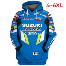 3D hoodies, Outdoor, motorcyclejacket, Racing Jacket