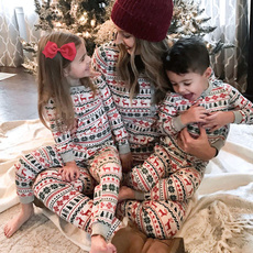 Fashion, familychristmassuit, Christmas, Family