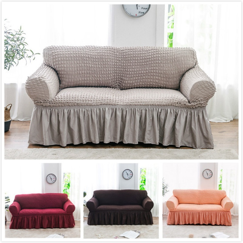 Sofa Couch Cover Stretch Elastic