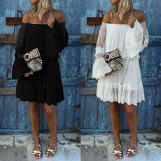 crochet, gowns, Club Dress, Plus Size