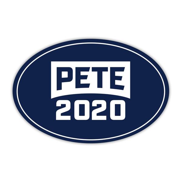 OhioDecals.com Buttigieg 2020 Decal Sticker for Window or Bumper Pete Buttigieg for President