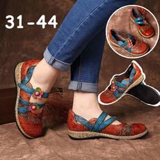 Sandals, Women Sandals, leather, Vintage