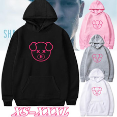 cute, Fleece, hooded, Winter