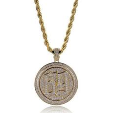 Steel, Party Necklace, necklaces for men, punk necklace