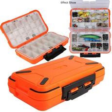 Box, swivel, lurestoragebox, Waterproof