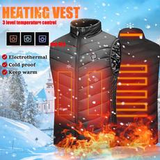 Vest, Fashion, Outdoor, Winter