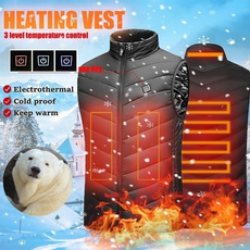 Vest, Fashion, Outdoor, Electric
