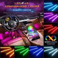 carfloorlight, Colorful, carinteriorlight, carinteriordecor