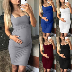 Mini, pregnantwoman, summer dress, Gifts