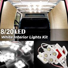 led, Waterproof, lights, Kit