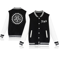 blackbutlerkuroshitsujijacket, Moda, cottonclothe, 3dprintedtop