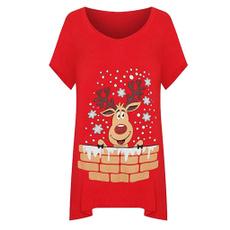 cute, Shorts, tunic, Christmas