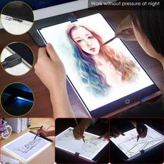 Box, digitaldrawingtablet, drawingtool, led