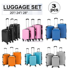 trolleycase, case, Abs, Luggage