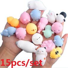 Mini, animalsstresstoy, Toy, minispongieuxtoy