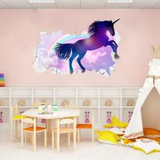 purple, bedroomdecor, art, 3dwallsticker