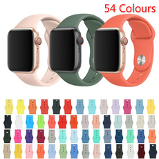 Fashion Accessory, Joyería, applewatchband42mm, Silicone
