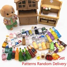 Mini, doll, miniaturefood, Dollhouse