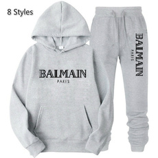 track suit, sport pants, pullover hoodie, clothingset