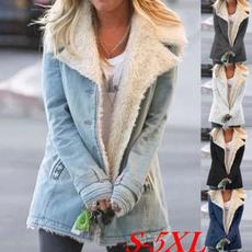 Fashion, furcoatsforwomen, Winter, manteaufemmehiver