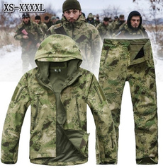 Fashion, Hunting, Waterproof, militaryjacket