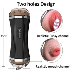 vaginamasturbator, masturbatorformen, Waterproof, Electric