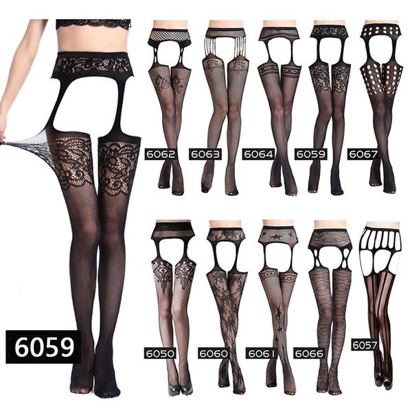 stockingssexyjacquard, Plus Size, sexyfishnetstocking, Fish Net