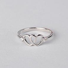 Heart, DIAMOND, Love, Silver hearts