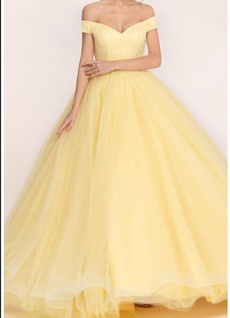 gowns, tulle, quinceaneradre, Dress