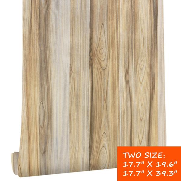 Rustic Wood L And Stick