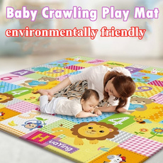 Infant, living room, nonslipmat, gamepad