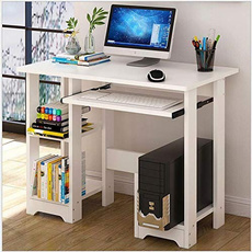 Office, Simple, Shelf, Laptop