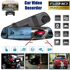carvideorecorder, Cars, carrearview, Photography