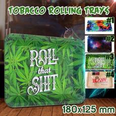 rainbow, tobaccorollingtray, tobacco, cigarettestoragetray