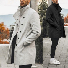 Jacket, Fleece, Overcoat, Winter