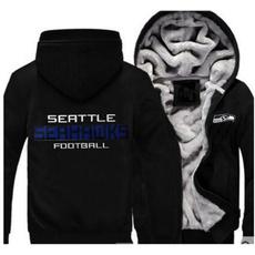 seattleseahawkshoodie, Fleece, Fashion, Jacket