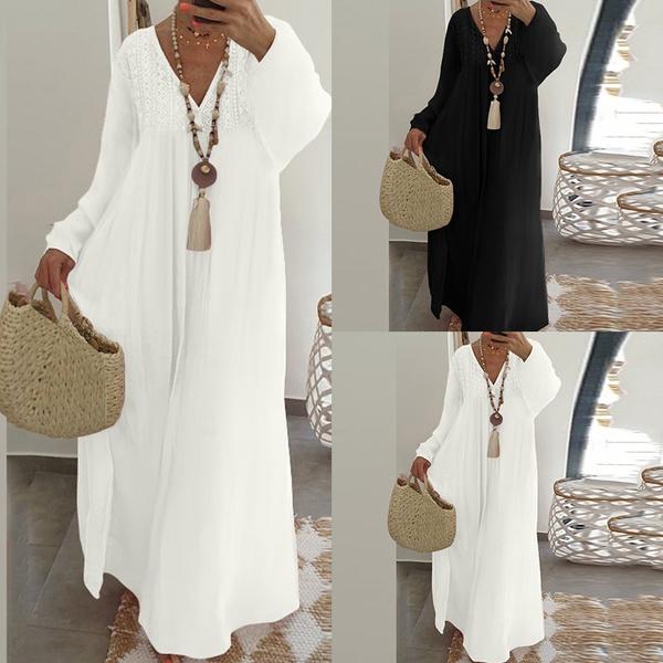 dressesforwomen, Cotton, Lace, cottonlinendres
