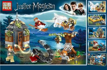 hut, hagrid, Magic, Gifts