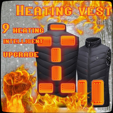 Vest, Fashion, Electric, winter coat