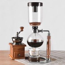 Coffee, coffeemachine, siphonpot, Pot
