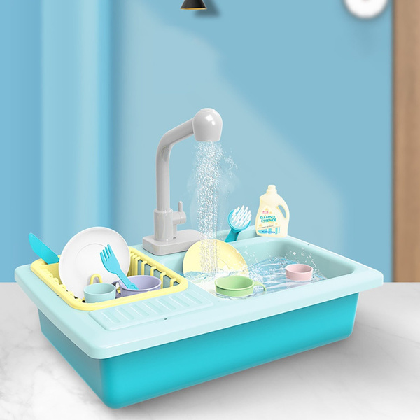 Color Changing Kitchen Sink Toys