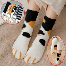 Cotton Socks, Invierno, printedsock, Calcetines