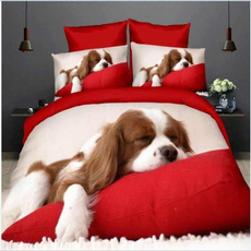 Dogs, Pets, Bedding, Home textile