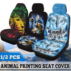 cardecor, carseatcover, Cushions, animal print