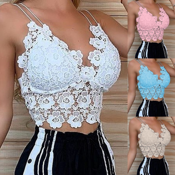 Deep V-Neck, Vest, Fashion, crop top