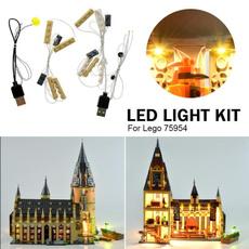 ledlightkit, yeabrick, selflockingbrick, Lego